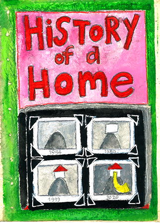 History of a Home