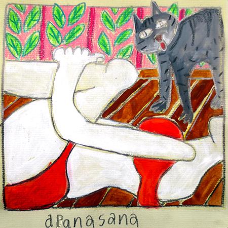 Apanasana