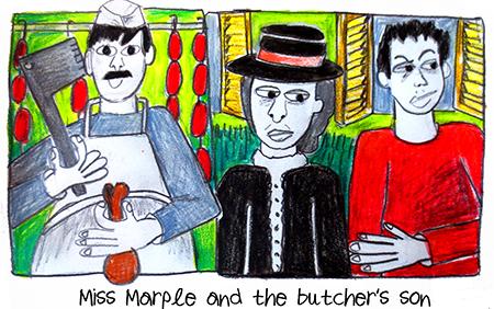 Miss Marple, profiler