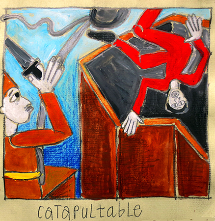 Catapultable