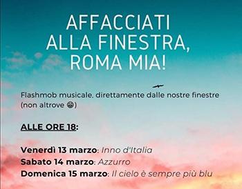 roma flash mob