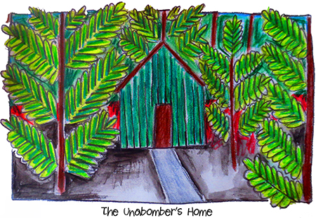 The Unabomber's Home