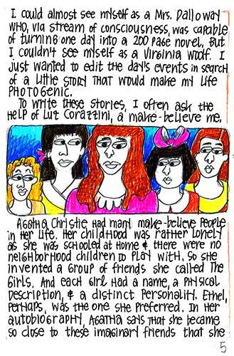 Agatha's -Friends