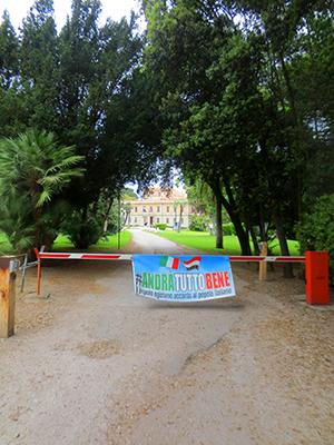 Villa Ada, Egyptian Embassy